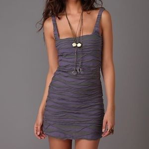 Free People Downtown Date Bodycon Dress